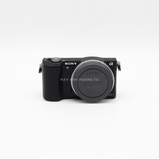 Máy ảnh Sony Alpha a5000 + kit xách tay cũ Fullbox