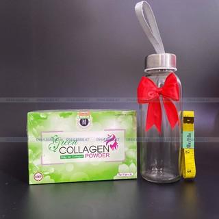 [ Chính Hãng] – Diệp Lục Collagen Green Collagen Powder