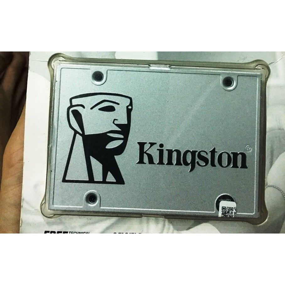 SSD Kingston UV400 -120Gb bh 3 năm tặng cáp sata
