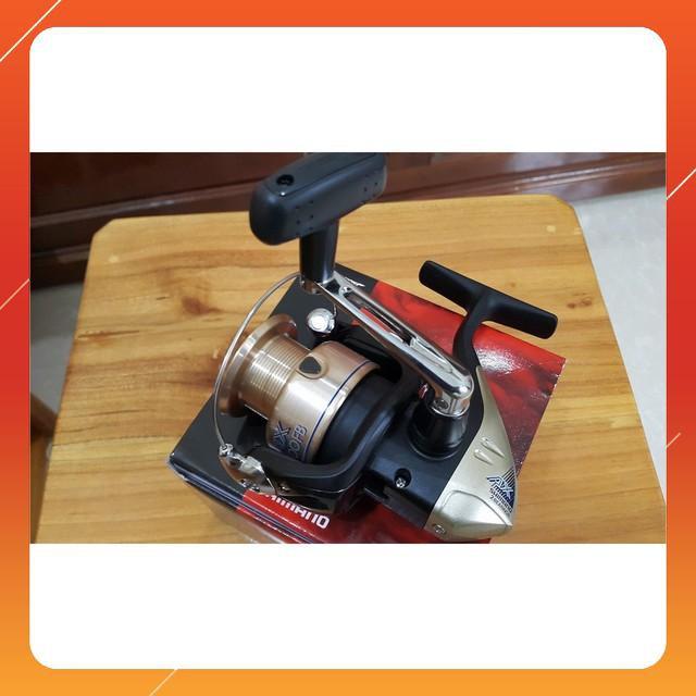 Máy Câu Cá Shimano AX 4000 FB BH 1 Tháng hàng chuẩn