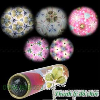 Kính vạn hoa mô phỏng mắt côn trùng