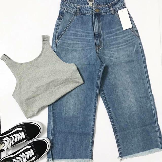 Culottes jeans Asos