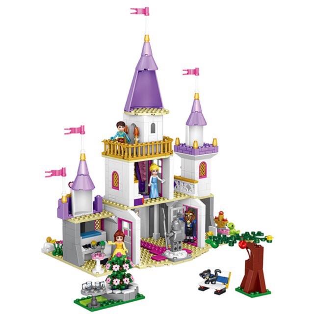 Lego princess - Người đẹp và quái vật - 9973231 , 449879750 , 322_449879750 , 480000 , Lego-princess-Nguoi-dep-va-quai-vat-322_449879750 , shopee.vn , Lego princess - Người đẹp và quái vật