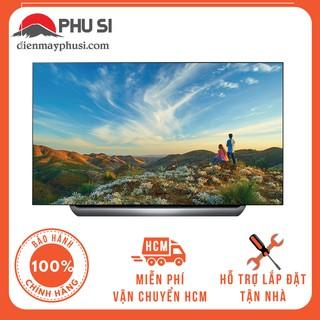 [Mã ELMSHX03 hoàn 6% xu đơn 2TR] [Giao HCM] 65C8 - Smart Tivi LG OLED 65 inch 4K UHD 65C8PTA - Hàng chính hãng thumbnail