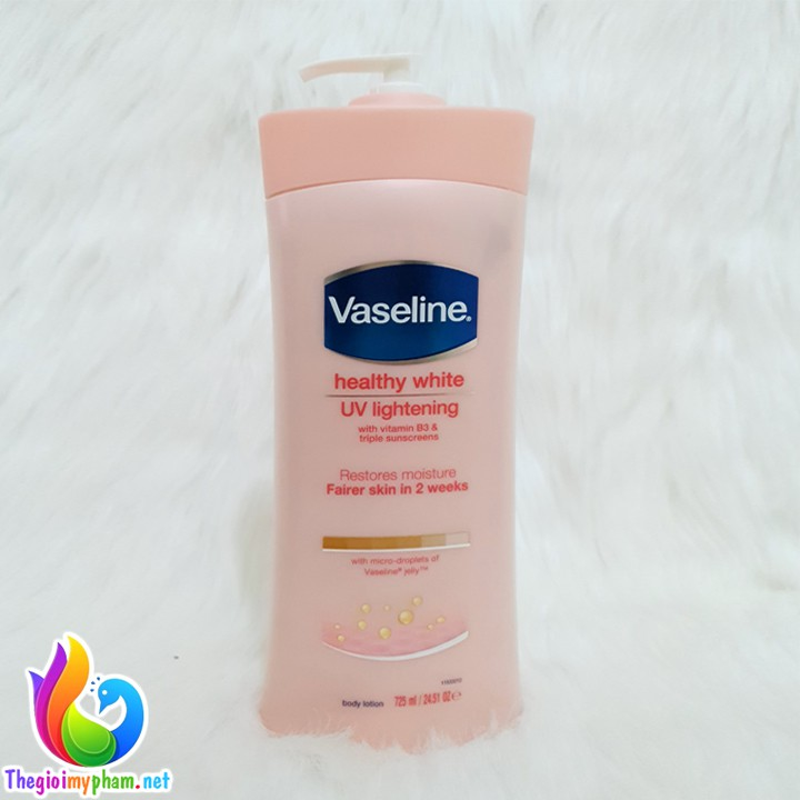 Sữa Dưỡng Thể Vaseline Body Lotion Mỹ 725ml