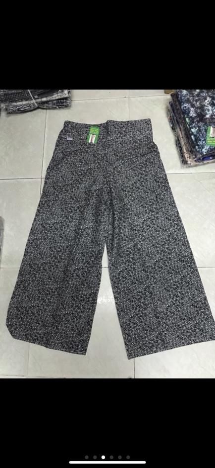 váy quần chống nắng kaki