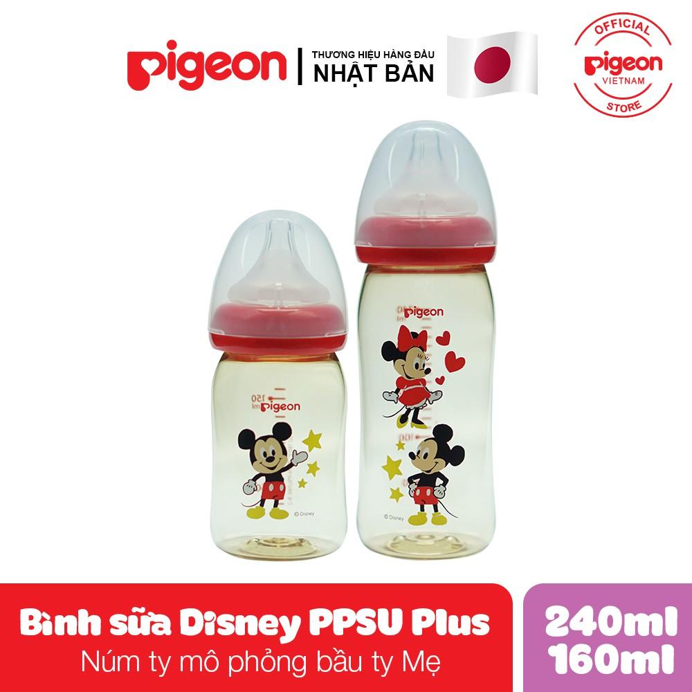 [Mã MKBMPG10 giảm 10% đơn 200K] Bình sữa Disney PPSU...
