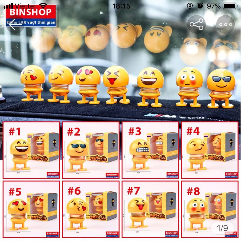 [sale sốc chỉ còn 50k] Emoji lò xo – giá bao thị trường