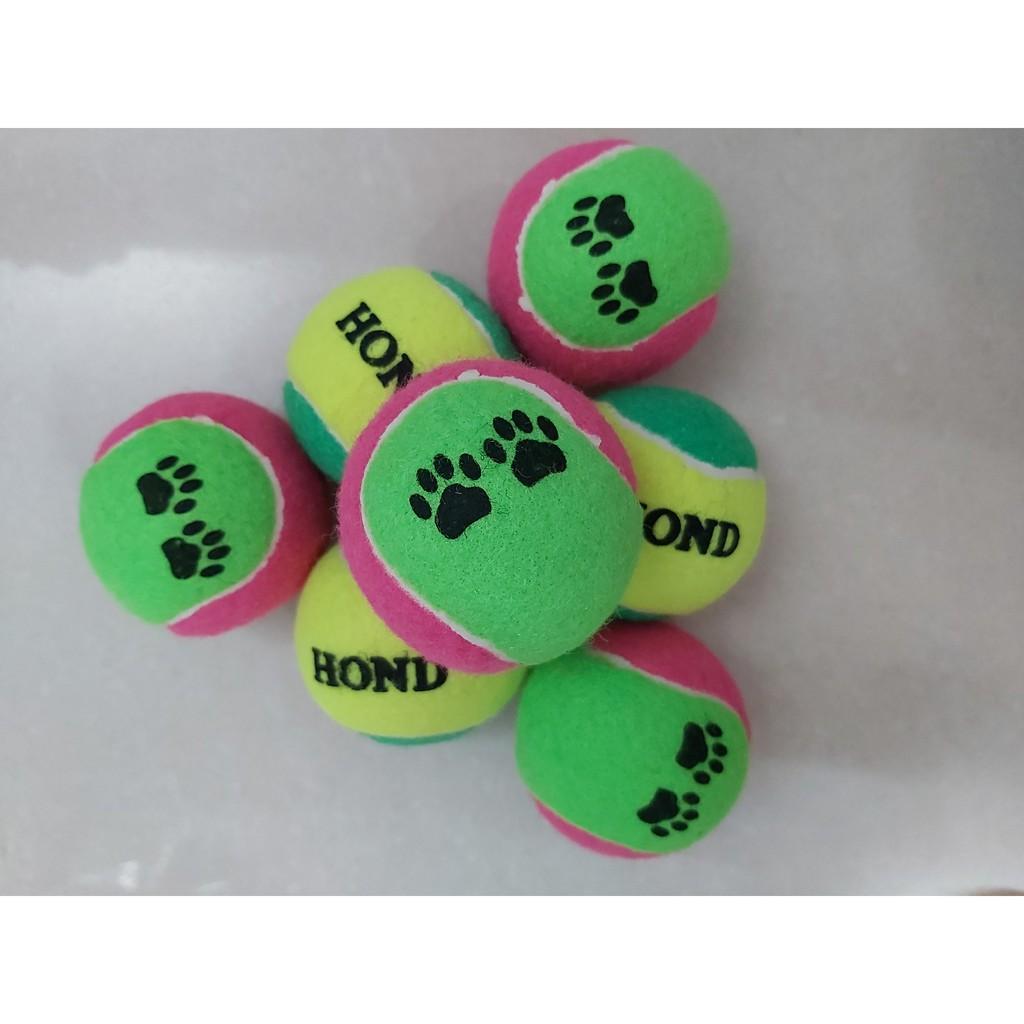 Banh tennis - Đồ chơi cho chó mèo