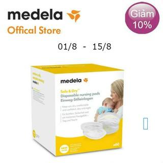Thấm sữa   Medela hộp dùng một lần 30 chiếc