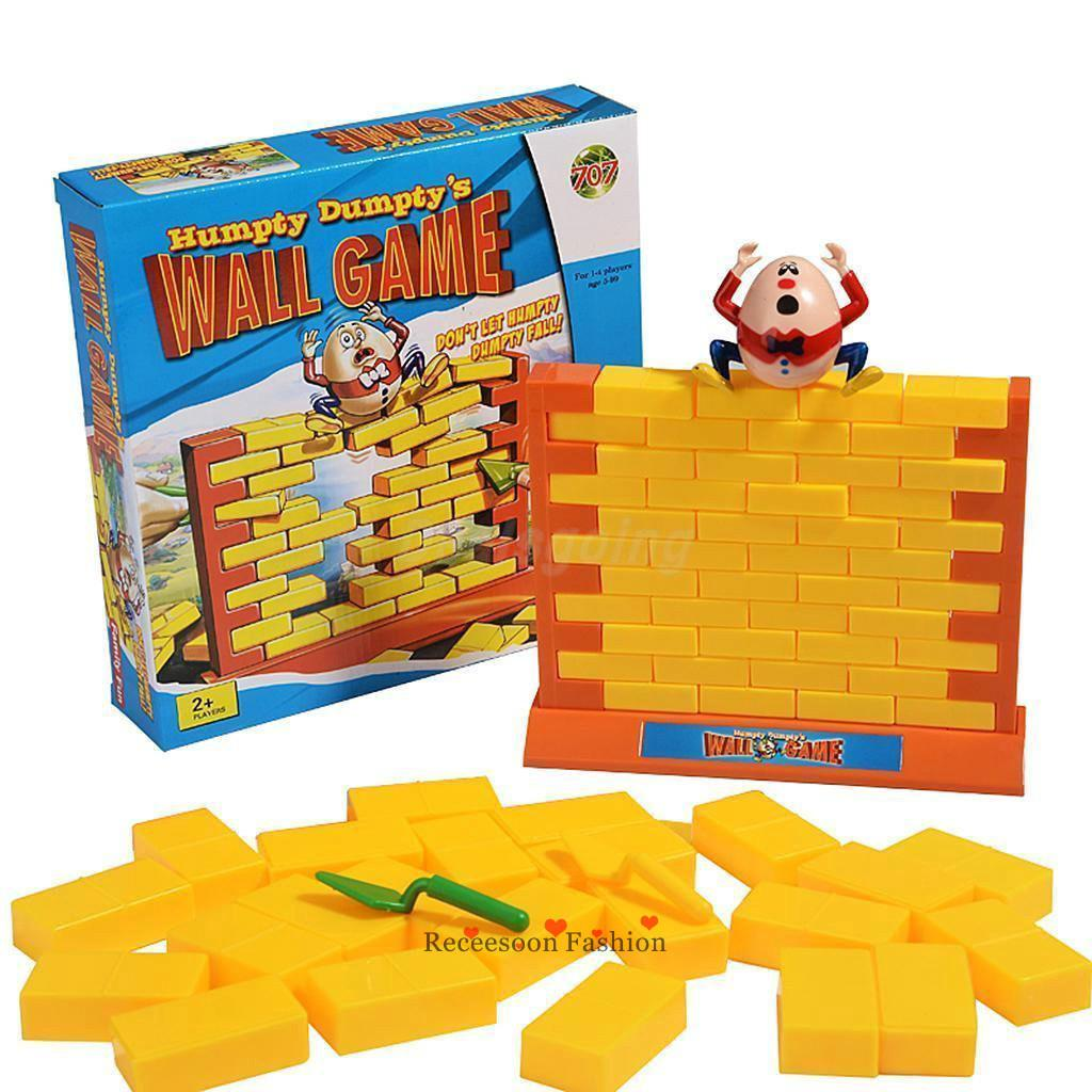 Creative Wall Demolish Board Game Party Family Games Interactive Toys Kids Gifts