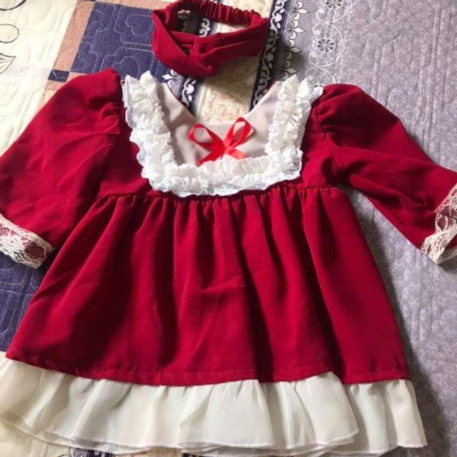 Thanh ly váy công chúa cho bé gái, chưa mặc lần nào