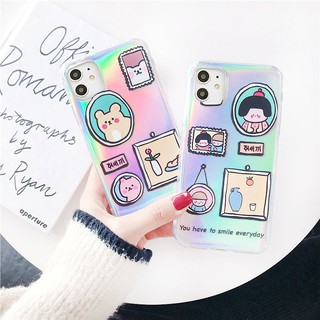 Ốp lưng iphone Couple phản quang iphone 6->11promax -CASE STORE