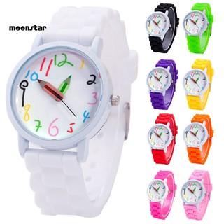 Đồng hồ thời trang cho bé có số Ả Rập thumbnail