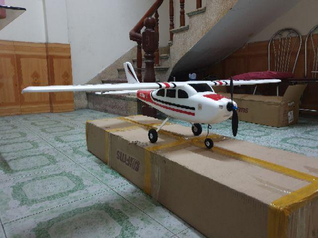 Máy bay cessna 182 sải 1m2 EPO phiên bản 2020 Cessna New plus ( kit only) (Hàng có sẵn)