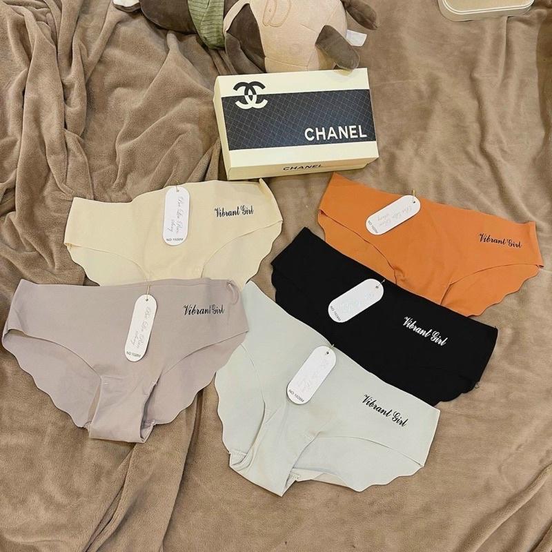 Combo quần lót su không đường gân chất siêu đẹp mặc như không mặc 1
