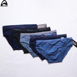 Bộ 3 quần lót nam xuất Nhật chất mát Ariza