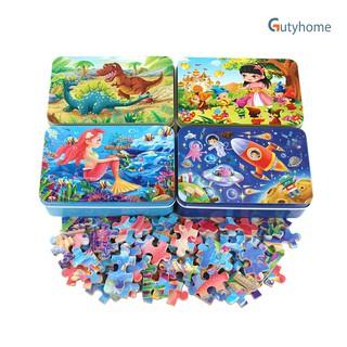 Đồ chơi ghép hình gỗ cao cấp - đồ chơi cho bé thỏa sức sáng tạo, Dành cho trẻ từ 3 tuổi trở lên ( Giao mẫu ngẫu nhiên ) thumbnail