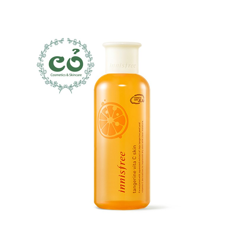 Nước Hoa Hồng Innisfree Tangerine Vita C Skin - 2468263 , 1162189376 , 322_1162189376 , 380000 , Nuoc-Hoa-Hong-Innisfree-Tangerine-Vita-C-Skin-322_1162189376 , shopee.vn , Nước Hoa Hồng Innisfree Tangerine Vita C Skin