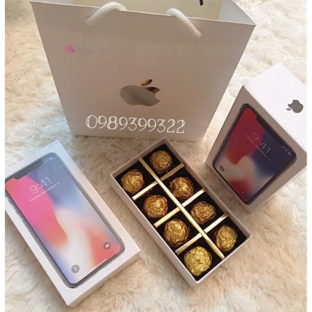 Siêu phẩm socola iphone X