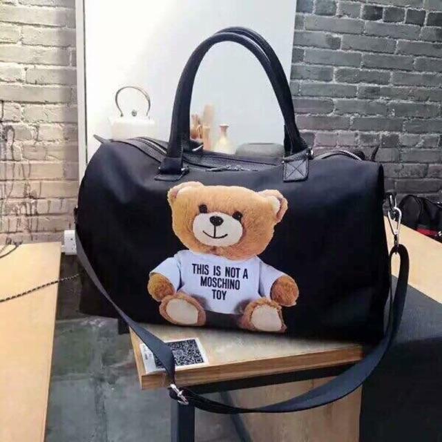 Túi du lịch gấu thời trang rẻ đẹp - 3124263 , 1270794432 , 322_1270794432 , 159000 , Tui-du-lich-gau-thoi-trang-re-dep-322_1270794432 , shopee.vn , Túi du lịch gấu thời trang rẻ đẹp