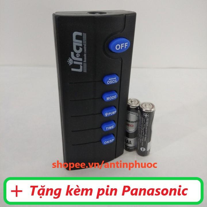 Remote quạt LiFan - Điều khiển từ xa quạt máy LiFan
