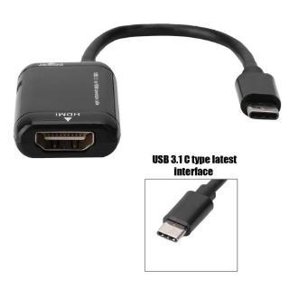 Cáp chuyển đổi USB-C Type C sang HDMI cho MHL Android Phone Tablet thumbnail
