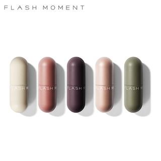 Bộ 5 son môi Flash Moment nhung lì mịn mượt bền màu thiết kế vỏ hình viên nang đáng yêu 67g thumbnail