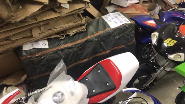 Xe mô tô nmini trẻ em ( ib chọn màu xe )