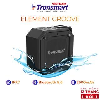 Loa Bluetooth Tronsmart Groove Speaker Chống nước IPX7 - Hàng phân phối chính hãng - Bảo hành 12 tháng 1 đổi 1