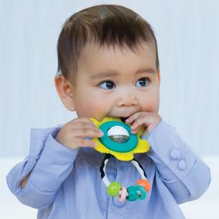 [Nhập TOYMAY giảm 10K Xu]Bông hoa xúc xắc gặm nướu – BPA Free Infantino INF119-216314