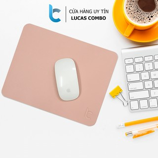 Miếng Lót Chuột Da Lucas (Mouse Pad) 270x210mm thumbnail