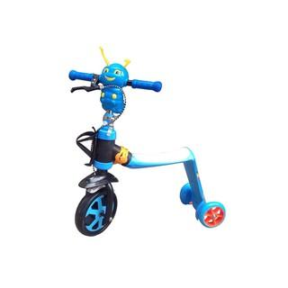 xe trượt scooter hai chức năng có nhạc đèn hàng Việt Nam Mỹ Hải