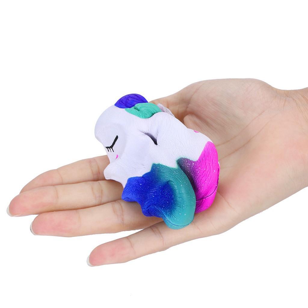 Đồ chơi squishy giúp giảm căng thẳng hình kì lân|Loamini565