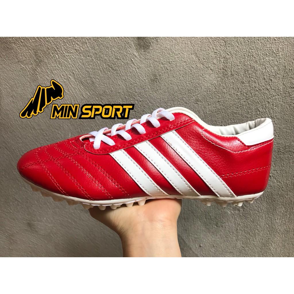 Giày đá bóng sân nhân tạo, giày Ct3, giày phủi 3 sọc, Giày đá banh
