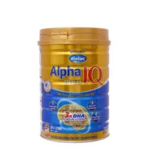 Sữa Dielac Alpha gold 3 900g(Date mới) thumbnail