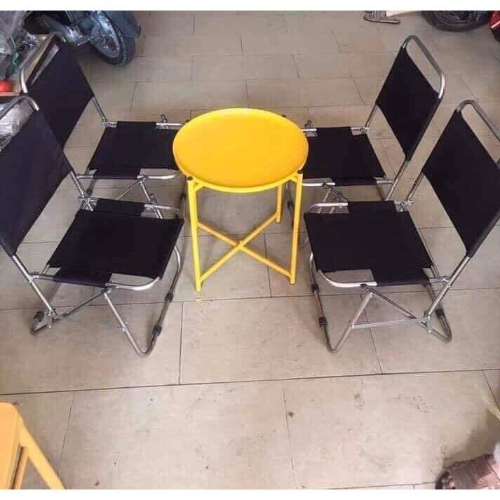 mua bàn ghế trà chanh vỉa hè cũ tại hải phòng - 0834 567 824
