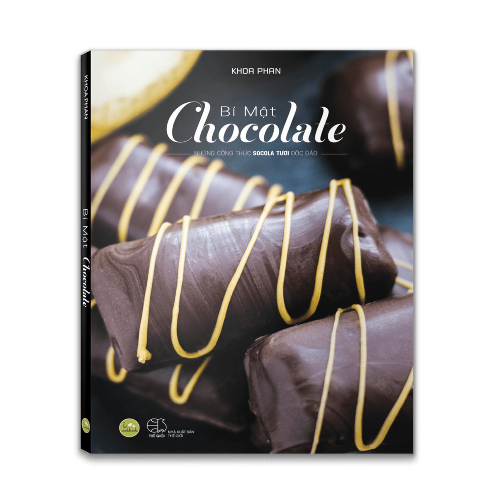 Sách - Bí Mật Chocolate