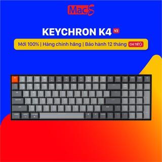 Keychron K4 – Bàn Phím Cơ Keychron K4 V2 Bản Nhựa (Version 2)