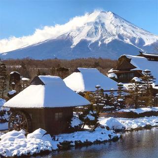Toàn quốc [e-Voucher] – Tour Nhật Bản 4N3Đ Tokyo – Kawaguchi – Phú Sĩ Bay VN Airlines