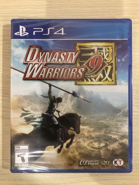 [New seal] Dynasty Warriors 9  - Đĩa Game PS4 US - 14236589 , 2037623887 , 322_2037623887 , 540000 , New-seal-Dynasty-Warriors-9-Dia-Game-PS4-US-322_2037623887 , shopee.vn , [New seal] Dynasty Warriors 9  - Đĩa Game PS4 US