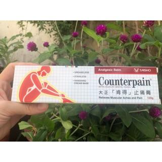 Dầu xoa bóp nhức mỏi Counterpain hàng nhập khẩu Singapore. thumbnail