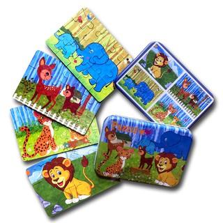 Đồ chơi cho bé từ 3 tuổi trở lên – Puzzle –