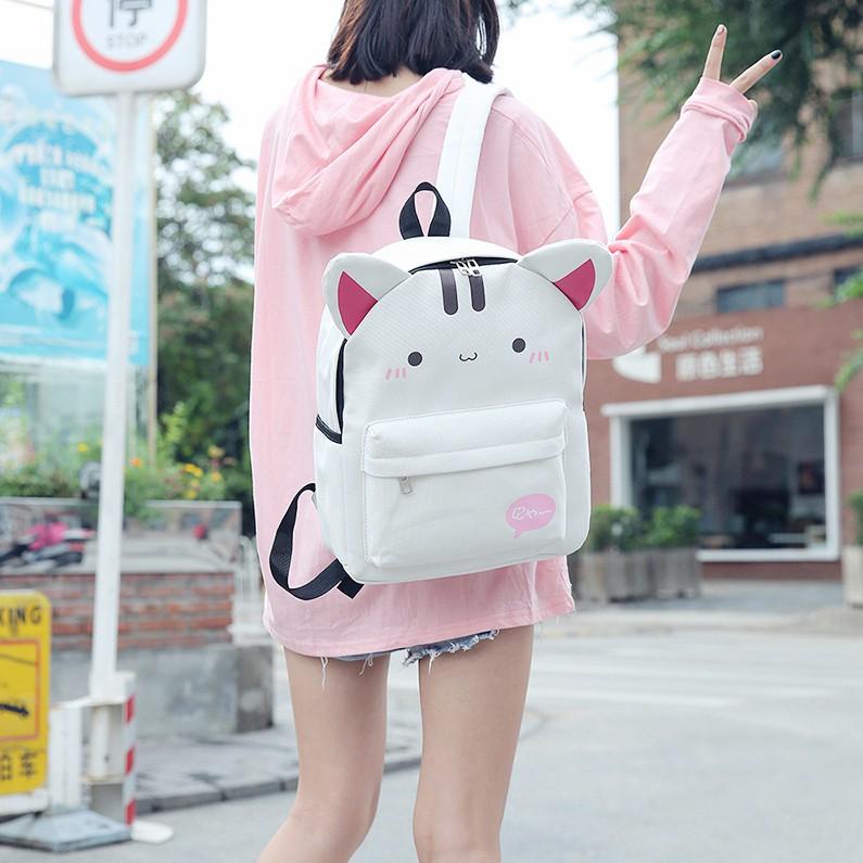 Ba lô đi học, túi nữ, túi hoạt hình dễ thương giữa và ba lô du lịch nhỏ của Hàn Quốc - 14229969 , 2633005179 , 322_2633005179 , 308700 , Ba-lo-di-hoc-tui-nu-tui-hoat-hinh-de-thuong-giua-va-ba-lo-du-lich-nho-cua-Han-Quoc-322_2633005179 , shopee.vn , Ba lô đi học, túi nữ, túi hoạt hình dễ thương giữa và ba lô du lịch nhỏ của Hàn Quốc