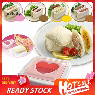 Khuôn Làm Bánh Sandwich Bằng Nhựa Pp Có Thể Tái Sử Dụng thumbnail