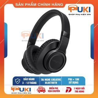 Tai Nghe Bluetooth Over Ear - Hàng Chính Hãng Creative Outlier Black