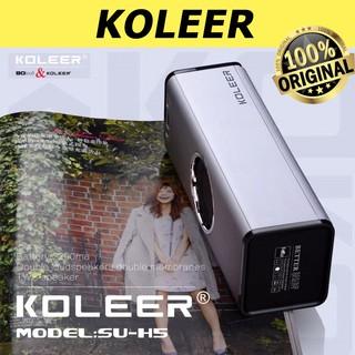Loa bluetooh đa năng chính hãng Koleer SU-H5 Rich sound wireless Super Bass
