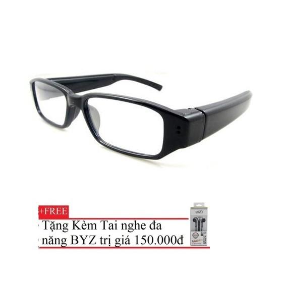 Mắt kính camera mini thông minh (Đen)++ Tặng Tai Nghe BYZ S389 - 2621273 , 184867243 , 322_184867243 , 369000 , Mat-kinh-camera-mini-thong-minh-Den-Tang-Tai-Nghe-BYZ-S389-322_184867243 , shopee.vn , Mắt kính camera mini thông minh (Đen)++ Tặng Tai Nghe BYZ S389