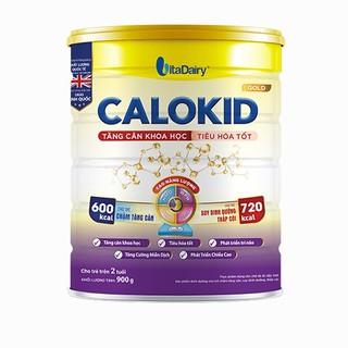 [Mã MKBMALL12 giảm 5% đơn 250K] Sữa bột Calokid Gold 900g thumbnail