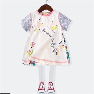Áo váy Matilda Jane hoạ tiết chuồn chuồn